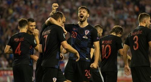 Группа Е. Хорватия всухую разгромила Венгрию