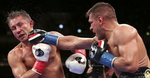 РОЗЬЕ: Деревянченко показал потрясающие способности в бою с Головкиным