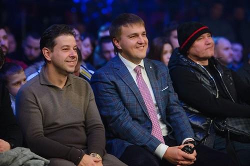 Олександр КРАСЮК: «Варіант перенесення бою не розглядалося»