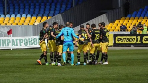 Первая лига. Ингулец и Прикарпатье одержали победы