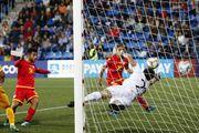 Андорра добыла первую в истории победу в отборах на чемпионат Европы