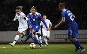 Исландия – Франция – 0:1. Видео гола и обзор матча