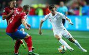 Чехія – Англія – 2:1. Відео голів та огляд матчу