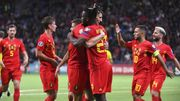 Бельгия увезла победу из Казахстана, набрав 100% очков в группе