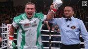 ВІДЕО: Зеленський привітав Усика з перемогою над Візерспуном