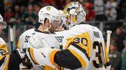 НХЛ. 7 шайб Піттсбурга, успіхи Вашингтона і Колорадо, перший гол Какко
