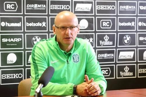 Головний тренер Литви: «Збірна України - приклад для Литви»
