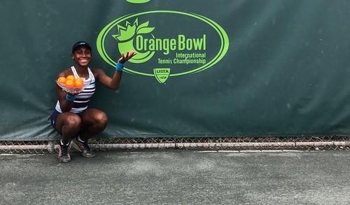 Гауфф – самая молодая финалистка турнира WTA с 2004 года
