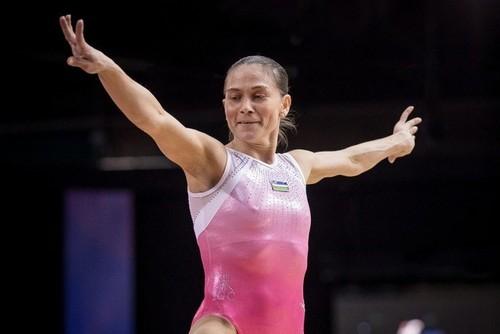 44-летняя узбекская гимнастка Чусовитина выступит на Олимпиаде-2020