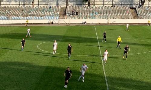 Заря обыграла Мариуполь в товарищеском матче