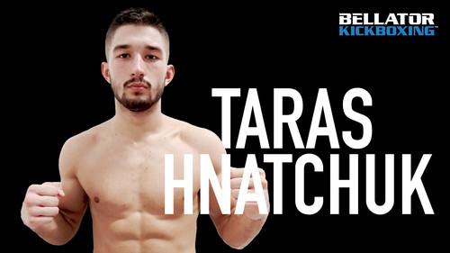 Украинец Тарас Гнатчук победил итальянца на шоу Bellator Kickboxing 12