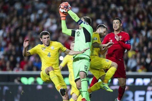 Украина – Португалия. Прогноз и анонс на матч отбора к Евро-2020