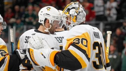НХЛ. 7 шайб Питтсбурга, успехи Вашингтона и Колорадо, первый гол Какко