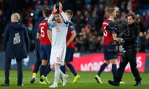 Серхио Рамос стал рекордсменом по матчам за сборную