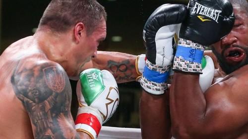 Аналітик ESPN: «Усик не готовий до чемпіонського бою в надважкій вазі»
