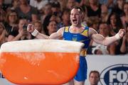 Штутгарт-2019. Игорь Радивилов – бронзовый призер ЧМ в опорном прыжке