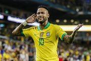 Неймар получил травму в спарринге сборной Бразилии