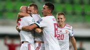 Венгрия – Азербайджан – 1:0. Видео голов и обзор матча