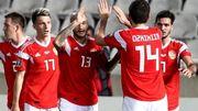 Кипр – Россия – 0:5. Видео голов и обзор матча