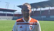 Марко ДЕВИЧ: «Сейчас Украина играет первым номером, это меня радует»