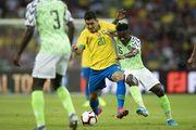 Бразилия - Нигерия - 1:1. Видео голов и обзор матча