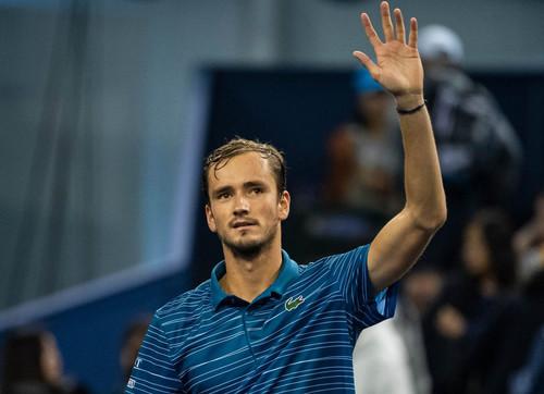 Медведев выиграл Мастерс в Шанхае