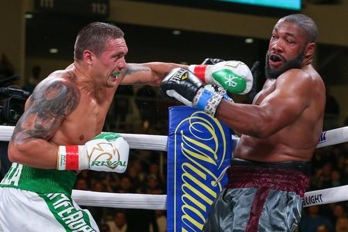 Григорий ДРОЗД: «Боксировать с Джошуа Усику будет проще всего»