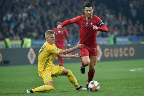 Украина – Португалия – 2:1. Текстовая трансляция матча