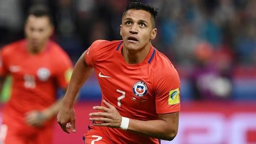 Санчес травмировался в сборной Чили