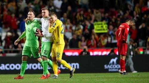 Де дивитися онлайн матч відбору на Євро-2020 Україна – Португалія