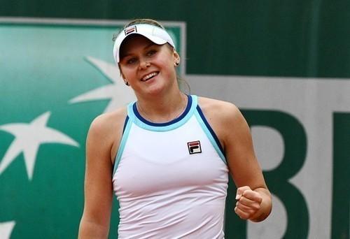 Козлова снялась с турнира в Люксембурге из-за травмы