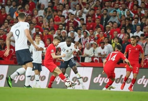 Франция — Турция. Прогноз и анонс на матч квалификации Евро-2020