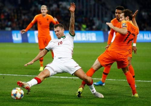 Беларусь – Нидерланды – 1:2. Видео голов и обзор матча
