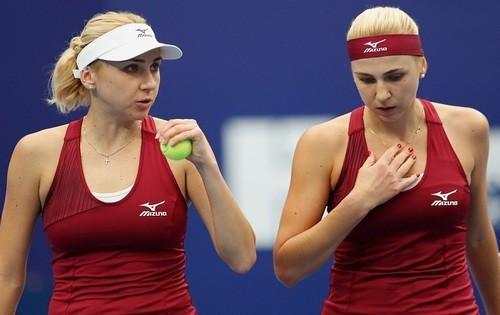Сестры Киченок сыграют друг против друга на Кубке Кремля