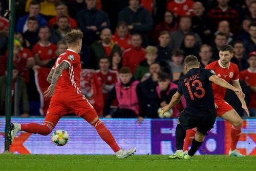 Уэльс – Хорватия – 1:1. Видео голов и обзор матча