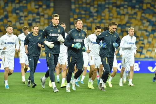 КРИВЕНЦОВ: «На такий матч додатково збірну налаштовувати не треба»