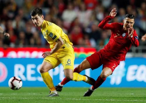 КРИВЕНЦОВ: «Украина может сыграть с Португалией первым номером»