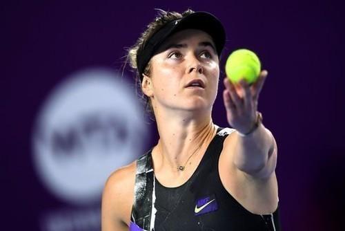 Элина СВИТОЛИНА: «Надеюсь, что смогу взять титул в Москве»