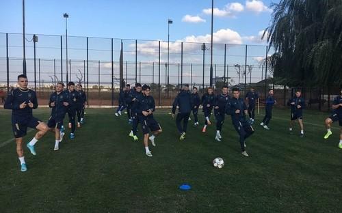 Украина U-21 обыграла на выезде сверстников из Греции