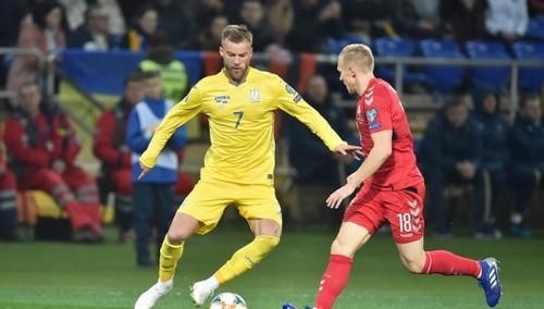 Андрей ЯРМОЛЕНКО: «Мне даже хотелось заплакать после матча»
