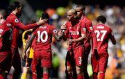 Ливерпуль – Вулверхэмптон – 2:0. Видео голов и обзор матча