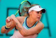 Рейтинг WTA. Рывок Козловой и шаткая позиция Свитолиной
