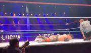 ВИДЕО. Рестлер умер на ринге прямо во время поединка в Лондоне