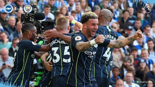 Манчестер Сити – чемпион Англии-2019. Как это было