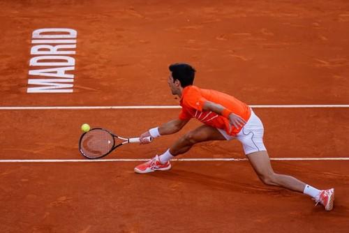 Джокович втретє виграв Мастерс в Мадриді
