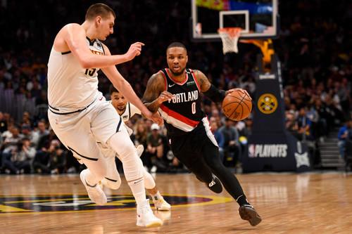 НБА. Денвер – Портленд. Смотреть онлайн. LIVE трансляция