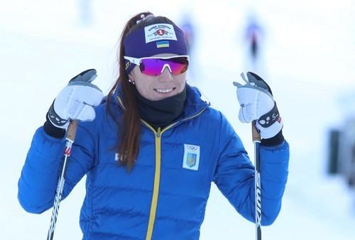 Украинская биатлонистка вышла замуж за российского спортсмена
