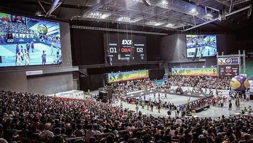 На чемпионате мира 3x3 Украина сыграет в одной группе с Россией