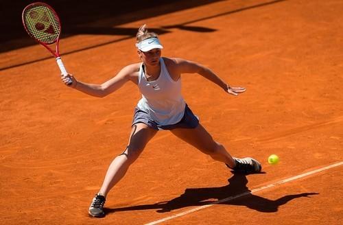 Костюк успешно стартовала на турнире в Испании