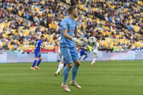 Никита ШЕВЧЕНКО: «В матче с Динамо я отбивал — команда страховала»